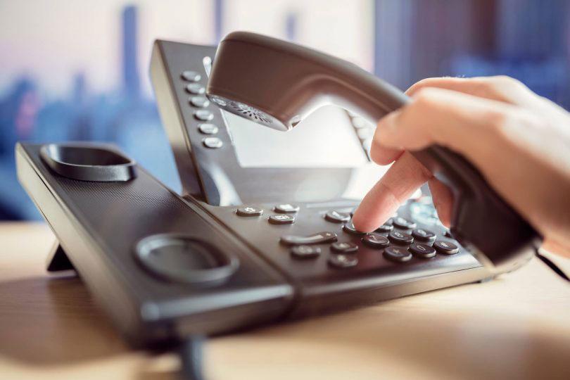 gestão em telefonia