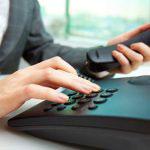 gestão de telefonia