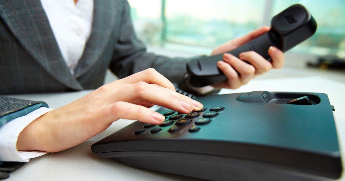 Gestão de contas telefônicas